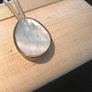 Bags - Flora Bella Raffia Metallic Clutch